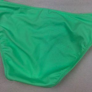 Victoria's Secret Swim - Victoria's Secret | Green Swim Bottoms
